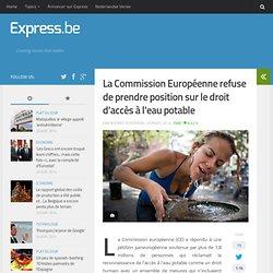 La Commission Européenne refuse de prendre position sur le droit d'acc