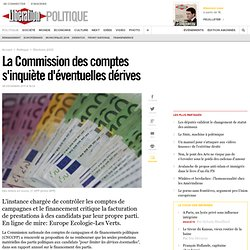 La Commission des comptes s'inquiète d'éventuelles dérives