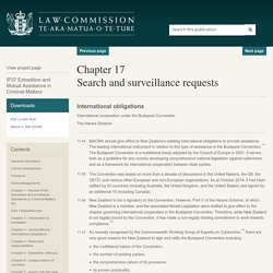 New Zealand Law Commission: IP37 Extradition and Mutual Assistance in Criminal Matters