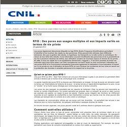 Position CNIL