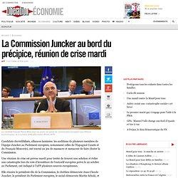La Commission Juncker au bord du précipice, réunion de crise mardi