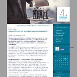 Les commissions des intermédiaires en ligne explosent ! : AJ Conseil Recrutement & RH