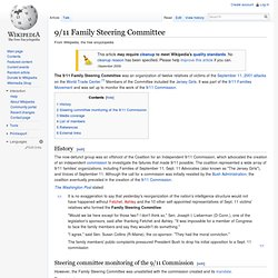 9/11 Family Steering Committee