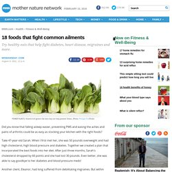 18 foods that fight common ailments | MNN - Mother Nature Network