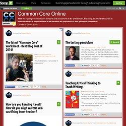 Common Core Online