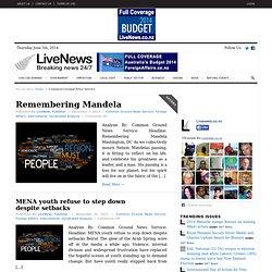 mmon Ground News Service « LiveNews.co.nz