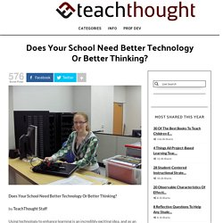 5 Common Uses Of Technology In The Classroom & How We Screw Them Up