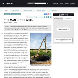 The Man in the Well