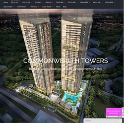 Official Commonwealth Towers E-Brochure