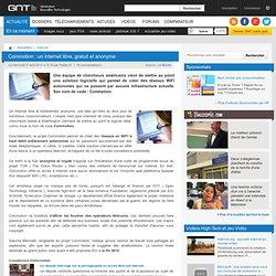 Commotion : un Internet libre, gratuit et anonyme