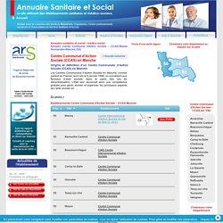 Centre Communal d'Action Sociale – CCAS Basse-Normandie Manche