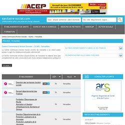 Centre Communal d'Action Sociale – CCAS Versailles 78000