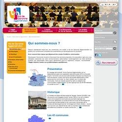 Communauté d'agglomération de Val de Garonne - Qui sommes-nous ?