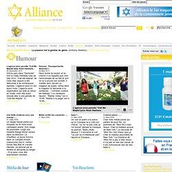 le premier magazine interactif de la communauté juive, désinform