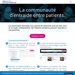 Communauté d'entraide entre patients - Association Notre Sclérose