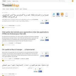 Tunisie Blogs