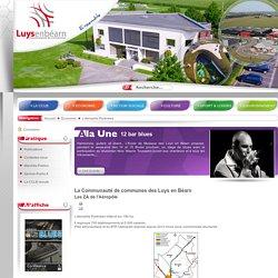 La Communauté de communes des Luys en Béarn