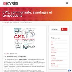 CMS, communauté, avantages et compétitivité – Cyrès