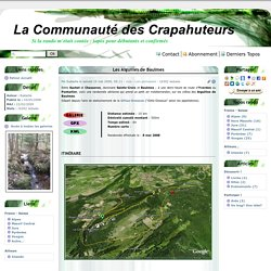 Les Aiguilles de Baulmes - La Communauté des Crapahuteurs