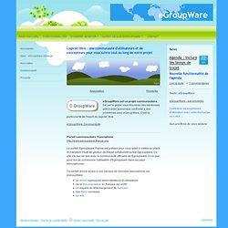 Communauté - eGroupWare - Blog non officiel