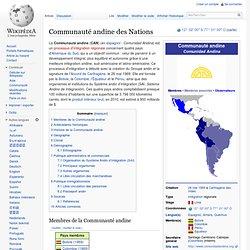 Communauté andine