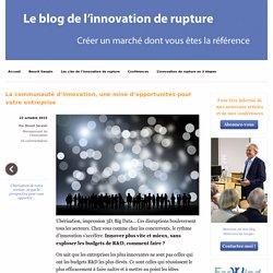 La communauté d'innovation, une mine d'opportunités pour votre entreprise