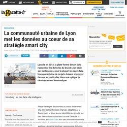 La communauté urbaine de Lyon met les données au coeur de sa stratégie smart city