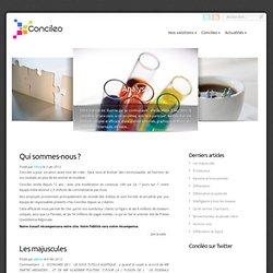 CONCILEO Gestion communautés d'internautes
