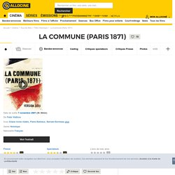 La Commune (Paris 1871) - film 2000