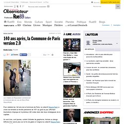 140 ans après, la Commune de Paris version 2.0