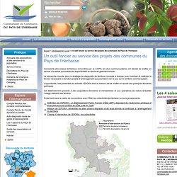 Un outil foncier au service des projets des communes du Pays de l'Herbasse - Communauté de Communes du Pays de l'Herbasse