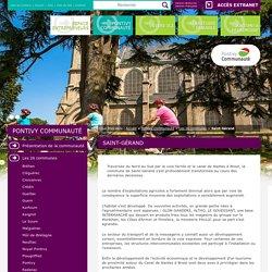 Saint-Gérand - Les 26 communes - Pontivy Communauté - Pontivy communauté