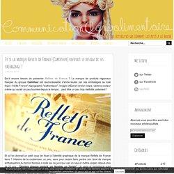Et si la marque Reflets de France (Carrefour) revoyait le design de ses packagings ? - Communication (Agro)alimentaire