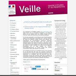 MAAF/CEP 02/11/13 Communication sur les risques alimentaires et réseaux sociaux