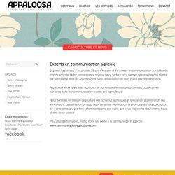 Experts en communication agricole - Appaloosa