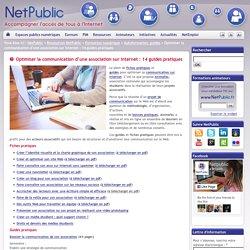 Optimiser la communication d'une association sur Internet : 14 guides pratiques