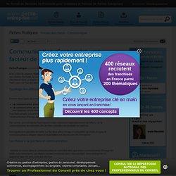 Communication d'entreprise – un facteur de réussite important, Trouver des clients - Communiquer