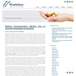 Medical Communication Companies