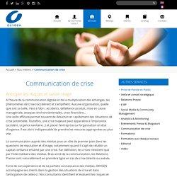 Communication de crise