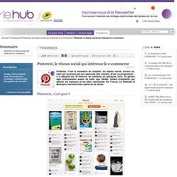 Pinterest, le réseau social qui intéresse le e-commerce