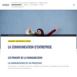 La communication d'entreprise – M'SIEUR