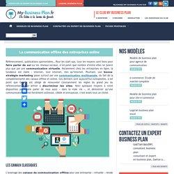 La communication offline des entreprises online