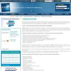 ANAé : Association des agences de communication événementielle