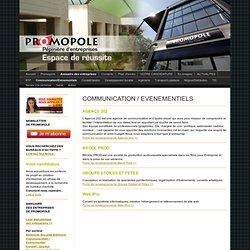 Communication/Evénementiels