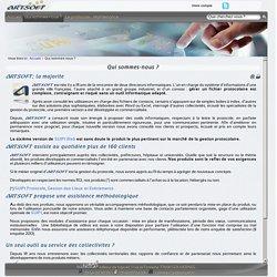 Artsoft.fr - le site Internet de la communication, des évènements et du protocole. - Qui sommes-nous ?