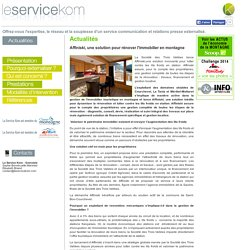 Le Service Kom : Communication externalisée - Responsable Communication free lance - Chargé de communication independant