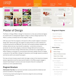 Communication Planning and Information Design > School of Design > Carnegie Mellon University
