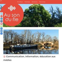 Communication, information, éducation aux médias