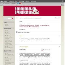 L'utilisation du drapeau dans la communication internationale des entreprises
