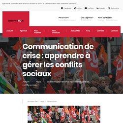 Communication de crise : apprendre à gérer les conflits sociaux - LaFrenchCom